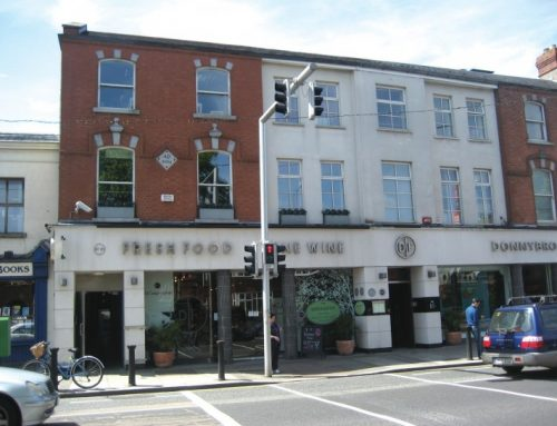 2nd floor, 89 Morehampton Road, Donnybrook, Dublin 4